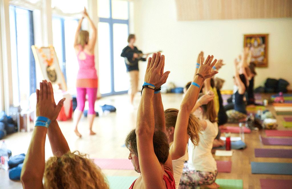 Yoga teacher training birgit